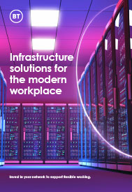 infrastructure solutions for the modren workplace