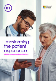 Transforming the patient experience with Microsoft Surface