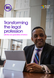 Transforming the legal profession with Microsoft Surface