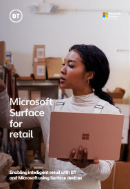retail and microsoft surface