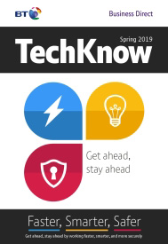 Techknow Spring 2019