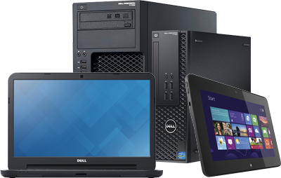Dell Product Range