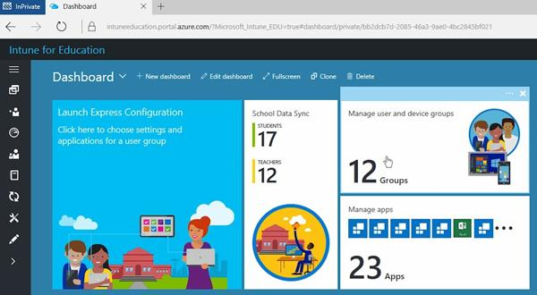 Microsoft Intune for Education