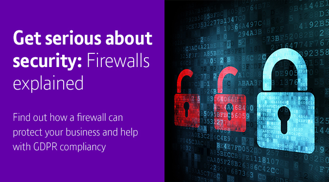 Firewalls blog header