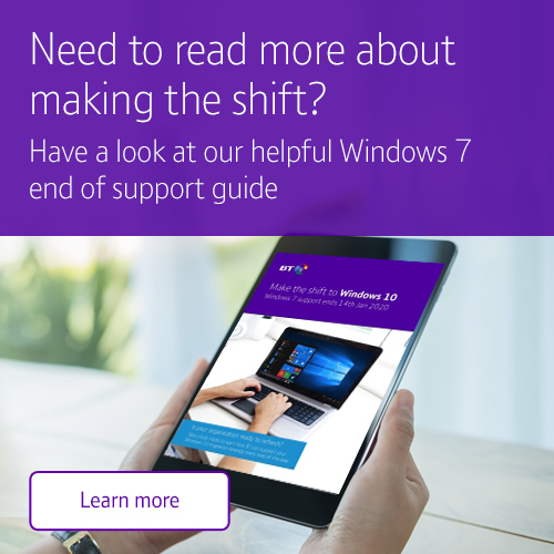 Windows 7 end of support guide