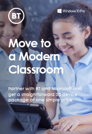 Move to a Modern Classroom