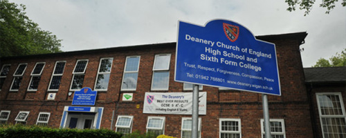 The Deanery C Of E High School