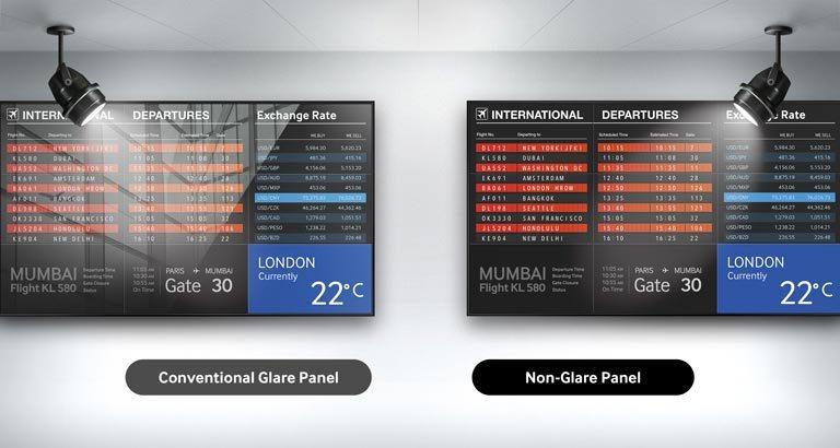 Samsung TIZEN Large Format Display