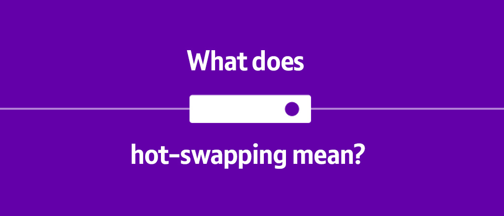Best practice for hot swapping a server hard drive | BT Business