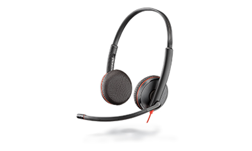 Plantronics Blackwire C3225 - a simple headset solution