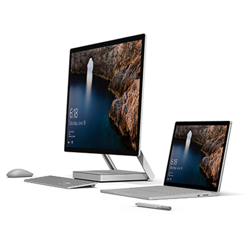 Microsoft Surface family - something for everyone