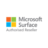 Microsoft Surface Authorised Device Reseller logo