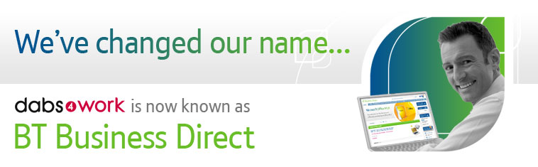 BT Business Direct - We've Changed!