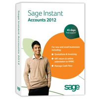 Sage Instant Accounts 2012