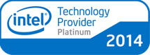 Intel Platinum Partner