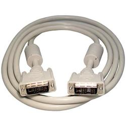 Cables Direct 2m DVI-D to DVI-D Cable