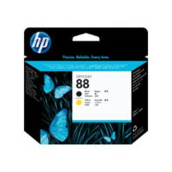 HP 88 Black and Yellow Officejet Printhead