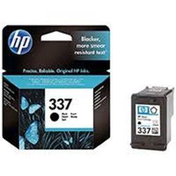 HP 337 Black Original Ink Cartridge