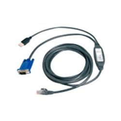 Avocent AutoView USB Cat 5 KVM Cable Kits 15ft