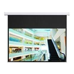 "Panoview 84"" Manual 16:9 Pull-Down Projection Screen"