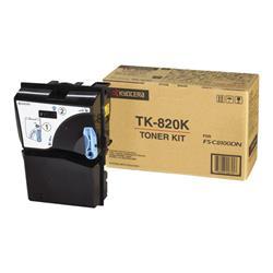 Image of Kyocera Black Toner for FS-C8100DN