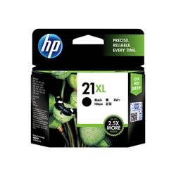 HP 21XL High Yield Black Original Ink Cartridge