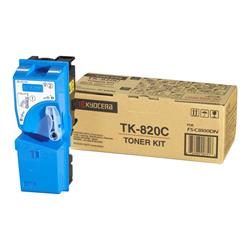 Image of Kyocera Cyan Toner for FS-C8100DN