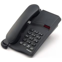 Interquartz Gemini Basic 9330  corded phone  Black
