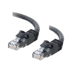 C2G 2m Cat6 550 MHz Snagless Crossover Cable - Black