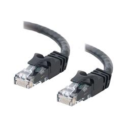 C2G 3m Cat6 550 MHz Snagless Crossover Cable - Black
