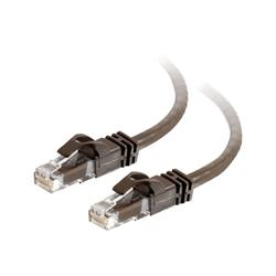 C2G 7m Cat6 550 MHz Snagless Patch Cable - Brown