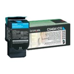 Lexmark Cyan Return Program Toner