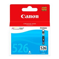Canon Original ChromaLife 100+ Cyan Ink Tank CLI-526C