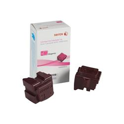 Xerox Solid Ink Magenta x 2 (4,400 Pages) for ColorQube 85X0 Series