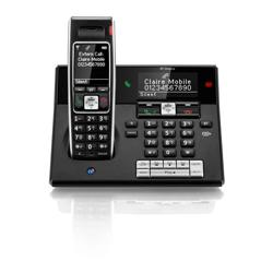 BT Diverse 7460 R Cordless Phone with Answer Machine