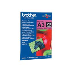 Image of Brother A3 GLOSSY PAPER