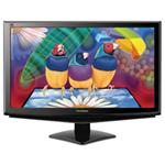"ViewSonic VA2448-LED 24"" Widescreen 5MS 1920 x 1080 VGA DVI-D LED Backlight Monitor"