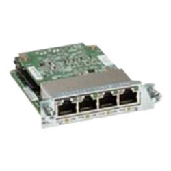 Cisco EHWIC-4ESG-P= Four port 10/100/1000 Ethernet