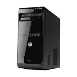 HP Pro 3500 MT Intel® Core™ i3-2120 Processor, 4GB, 500GB, DVD±RW, Windows 7 Professional 64-bit
