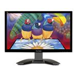 ViewSonic VA1912A-LED 18.5IN LED 1366 X 768 16:9 5MS Widescreen LED Monitor in a Small Format