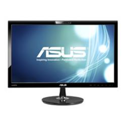 Asus VK228H 21.5 1920x1080 2ms Integrated Webcam DVI VGA LED Monitor with Speakers