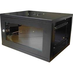 "Dynamode 18U 550mm 19"" Data / Comms / Rack Wall Cabinet w/ Shelf"