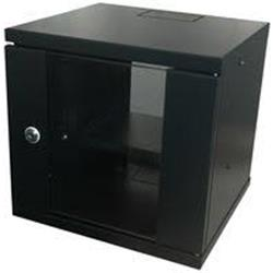 "Dynamode 4U 300mm 10"" Data / Comms / Rack Wall Cabinet (SOHO)"