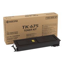 Image of Kyocera Black Toner Kit For KM2540 3040 2560 30
