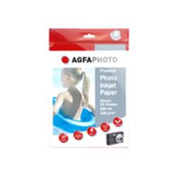 Agfa Silver Photo Paper A4 50 Pack