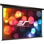 "Elite Screens 221cm x 124cm Viewing Area 100"" Diagonal 16:9 Format White"