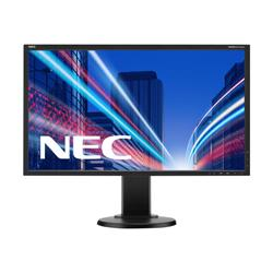 "NEC Multisync E223W  22"" Wide Screen LCD (black)  LED Backlights"