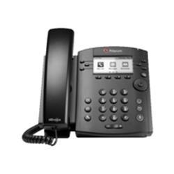 Polycom VVX 300 6 Line Desktop Phone with HD Voice