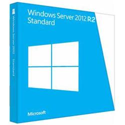 Microsoft OEM Windows Server Standard 2012 R2 x64 English 1pk DVD