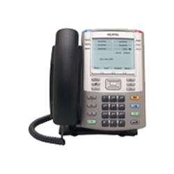 Nortel 1140E IP Deskphone - Graphitewith Icon keycaps no power sup